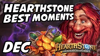 Hearthstone Best Moments | December