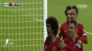 West Bromwich vs Manchester United 2-2 Goals & Highlights [ENGLISH COMMENTARY] | EPL 20/10/2014 HD