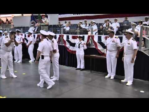 Sea Cadet Graduation
