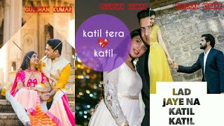 Tu Katil Tera Dil Katil Full Screen Whatsapp Status Video #Jackie_Shroff #kavita #Udit_narayan