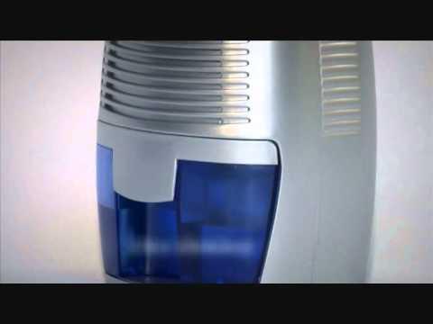 d monstration du deshumidificateur d 39 air miny 300 sur la boutique de l 39 air youtube. Black Bedroom Furniture Sets. Home Design Ideas