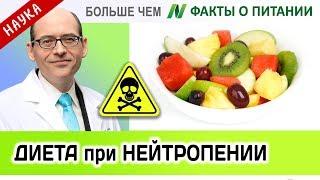 1027.Нужна ли нейтропеническая диета раковым больным?   Больше чем ФАКТЫ О ПИТАНИИ - Майкл Грегер