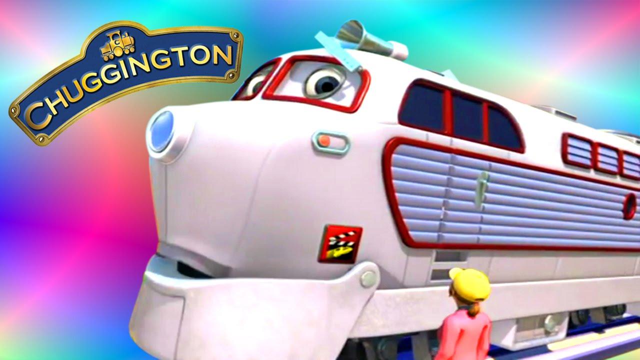 Chuggington Coloring for Childrens Coloring Chuggington - YouTube