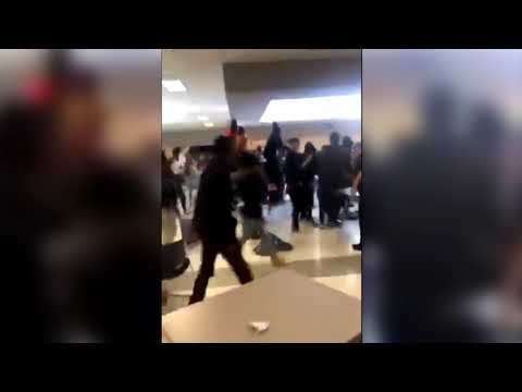 Fight at Norview High School in Norfolk