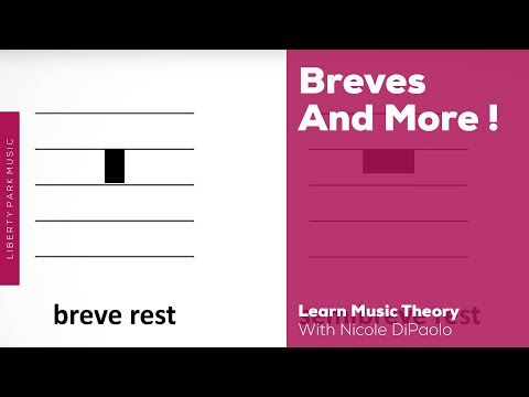 Breves and More! | Music Theory Video Lesson | ABRSM Grade 4