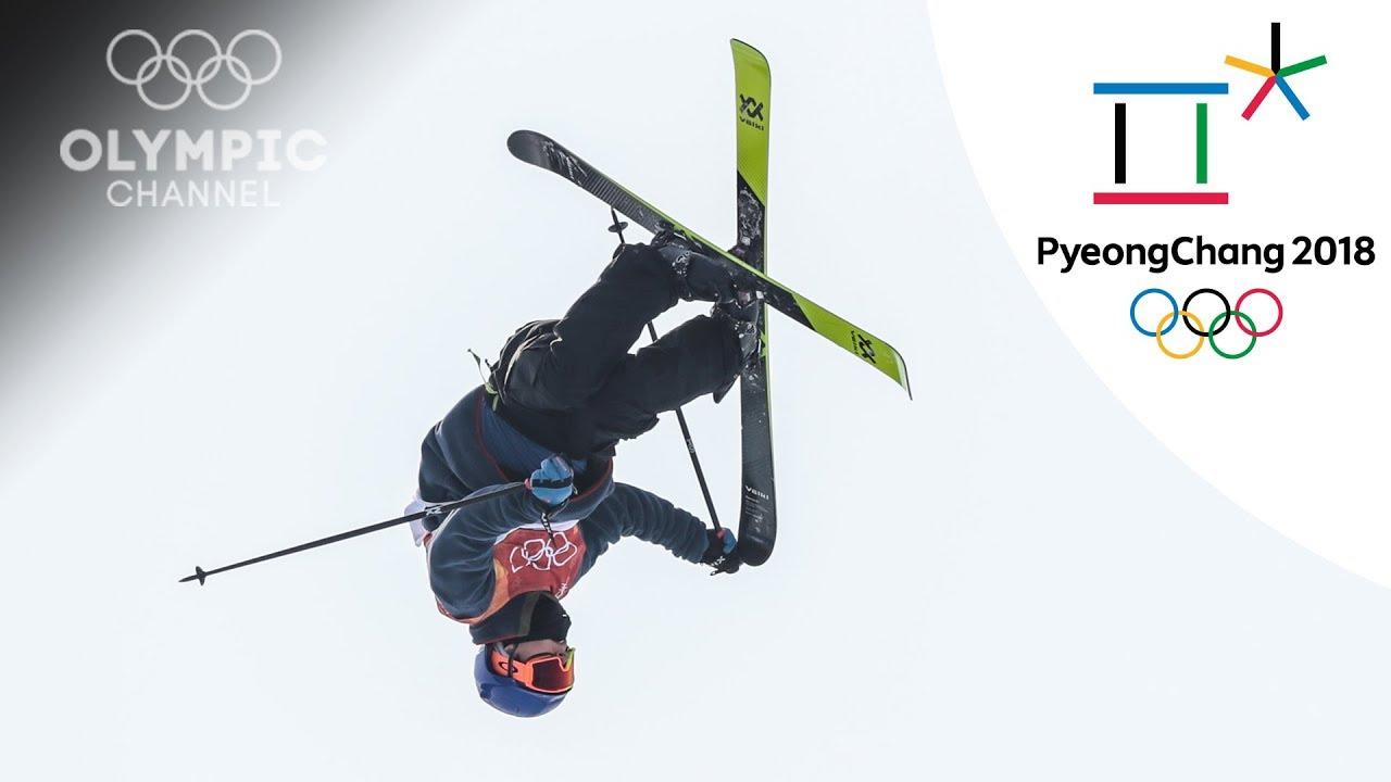 freestyle skiing olympics 2018