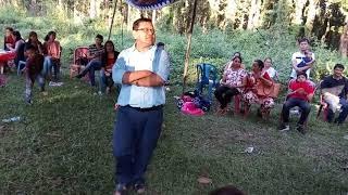 Kidney Pidit Tika P. Shrestha ko Dance.