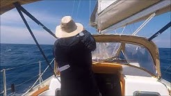 ...Sailing.  Part 1 Up the Atlantic Coast on a Cabo Rico 38 -Florida to North Carolina