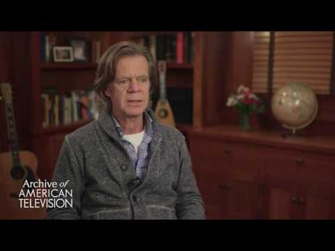 William H. Macy on writing an episode of