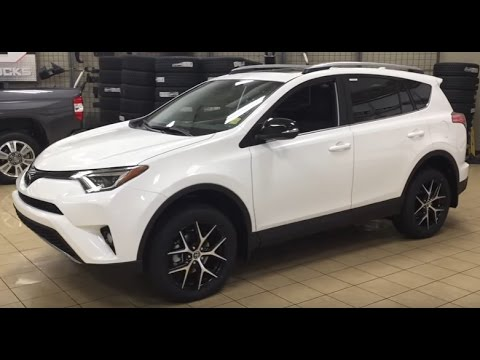 2017 Toyota Rav4 Se Awd Review
