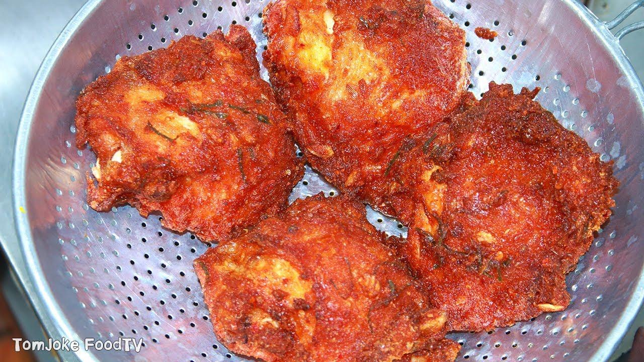 แจกสูตรไก่ทอดสมุนไพร เอาไว้ทำกินก็ง่ายทำขายก็รวยจ้า  Fried Chicken