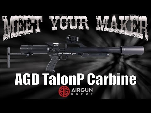 AGD Exclusive AirForce TalonP Carbine