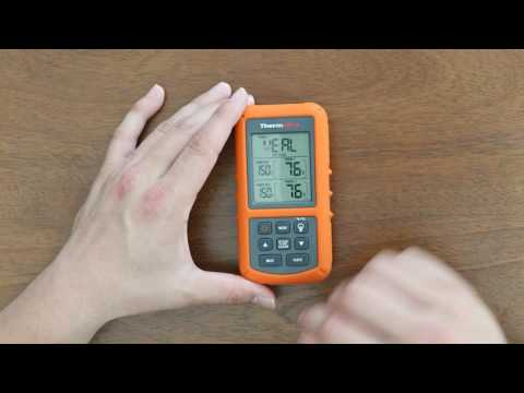 ThermoPro TP-20 Digital Wireless Thermometer - Introduction