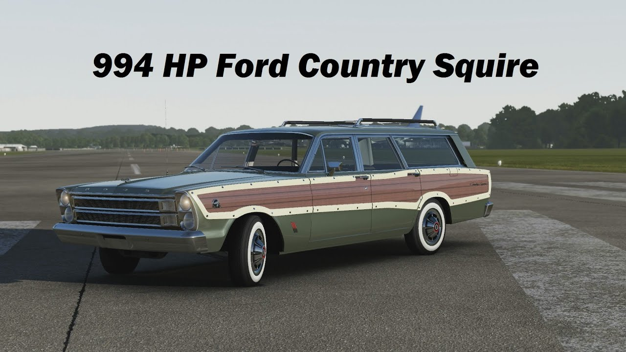 1966 ford country squire - photo #39