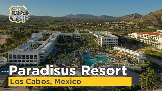 A Glance at the all inclusive Paradisus Resort in Los Cabos Mexico