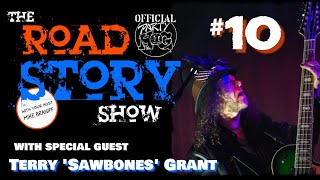 The Party Hog Road Story Show #10 with Terry 'Sawbones' Grant