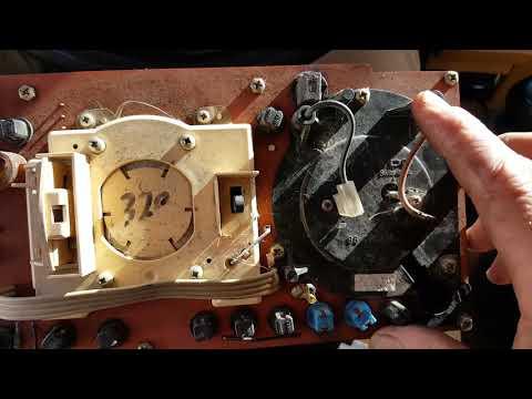 Volvo 240 Clock to Tachometer swap overview (procedure & wiring)