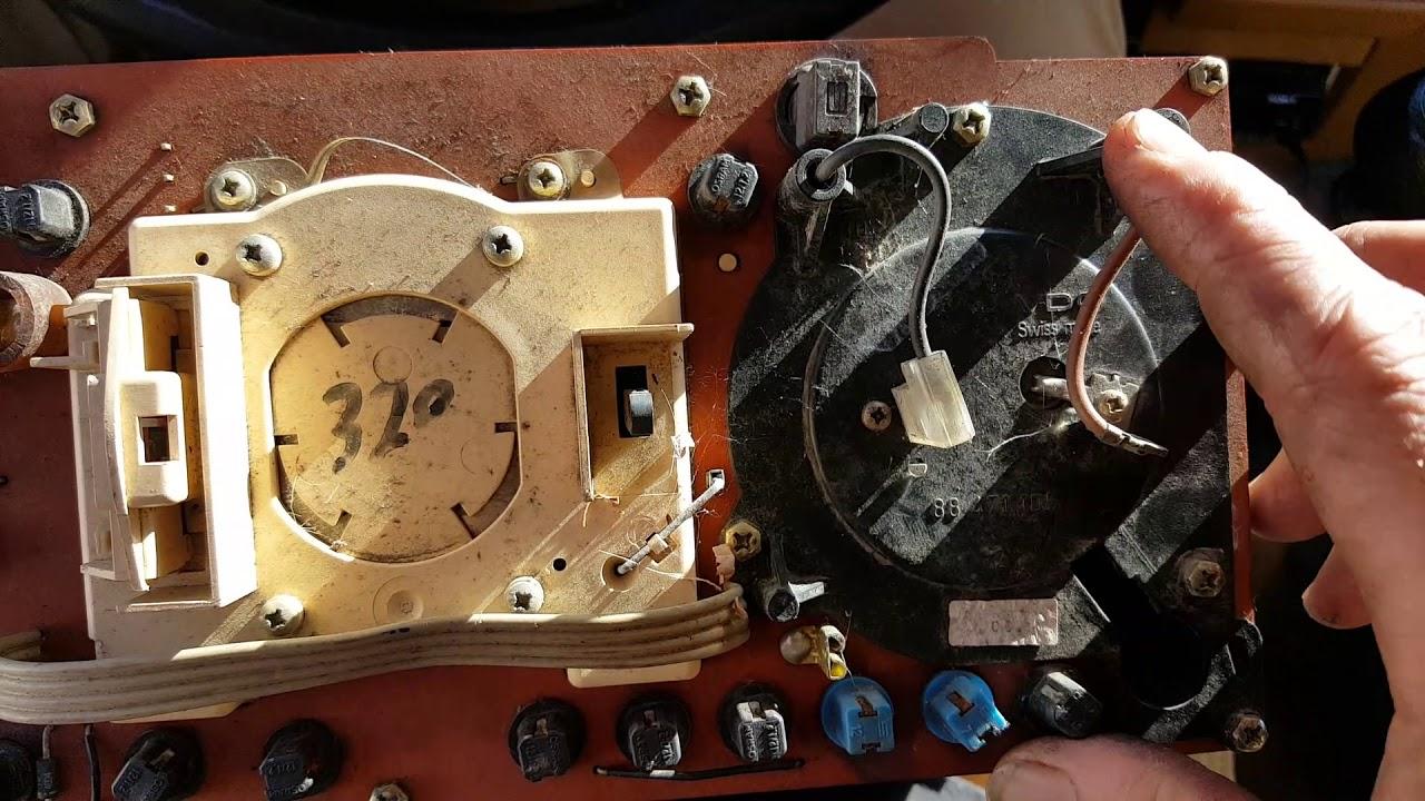 volvo 240 clock to tachometer swap overview procedure wiring volvo 240 tachometer wiring volvo [ 1280 x 720 Pixel ]