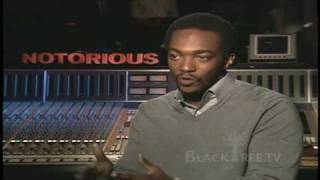 Anthony Mackie Stars as Tupac Shakur  in the new film Notorious
