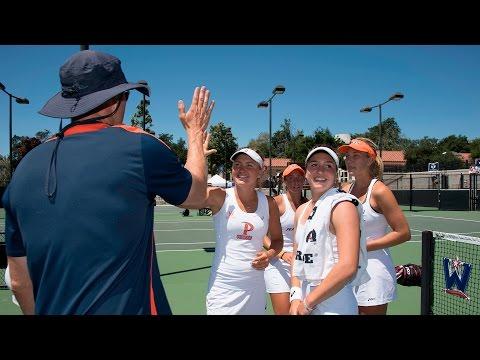 Pepperdine Women Win 5th Straight WCC Tennis Title