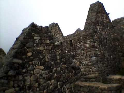 Machu Picchu Süd Amerika