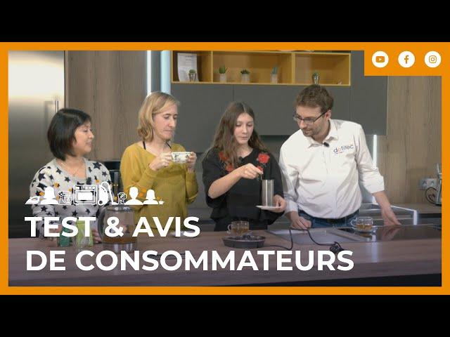 Théière Bouilloire 2 en 1 Sencha Ice Riviera & Bar - Test et Avis Conso de Thomas & nos Ambassadeurs