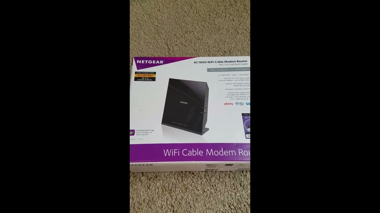 Top 8 Cable Modems With WiFi of 2019 | Video Review