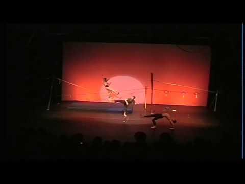 Scuola Romana di Circo 2014 secondo turno estratti