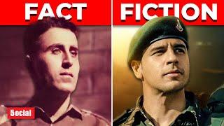 10 Things Shershaah Got Factually Right & Wrong | Fact vs Fiction Thumb