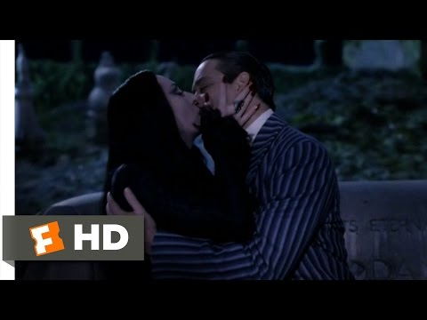 The Addams Family 710 Movie   Lust in the Graveyard 1991 HD