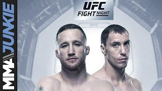 UFC Fight Night 135 pre-event facts