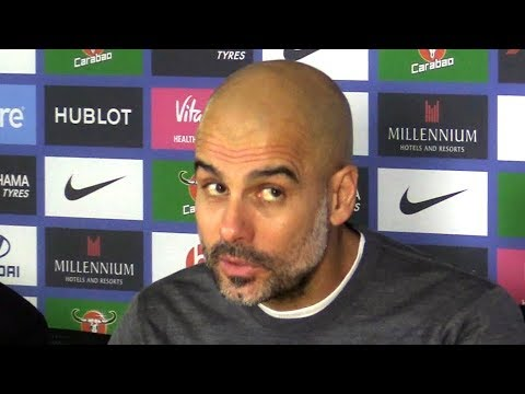Chelsea 2-0 Manchester City - Pep Guardiola Full Post Match Press Conference - Premier League