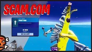 1500 V-Bucks For This?! PEELY BONE Skin | Fright Funk Emote - Gameplay (Fortnite Battle Royale)