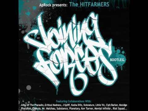 The Hitfarmers - Joining Forces (ft. Sicknature & Kosha Dillz)