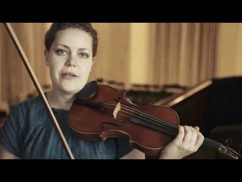 Vibrato with violinist Julia Kuhn   Orchestra of the Age of Enlightenment