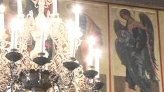 видео Средняя часть храма