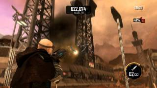 Red Faction: Armageddon Ruin Mode HD PC Gameplay