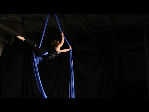 Cheryl Alter - Aerial Silks - Man In The Mirror