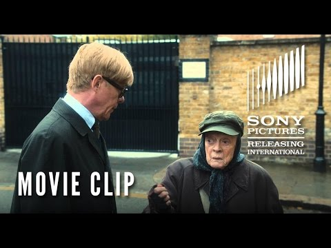Lady In The Van - Holy Water Clip (1) - Starring Maggie Smith - At Cinemas November 13