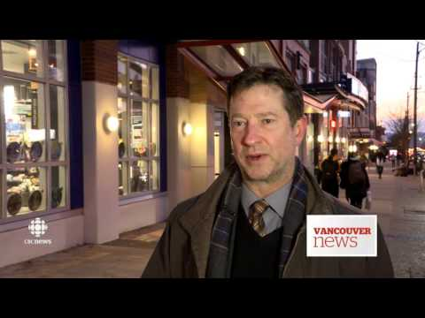CBC News Vancouver: Busy Christmas Shopping Season is here