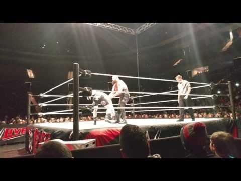 Brock Lesnar in Salt Lake City