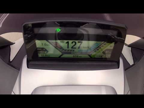 2014 BMW C Evolution 0-120 Km/h Scooter électrique