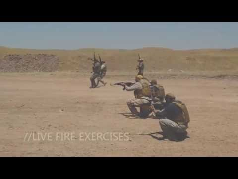 Kurdistan Iraq PSD course personal security detail Resurgit international