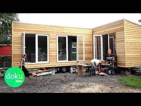 Wohnen: Leben im Mini-Haus    WDR Doku