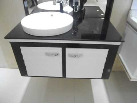 New PVC Bathroom Cabinet