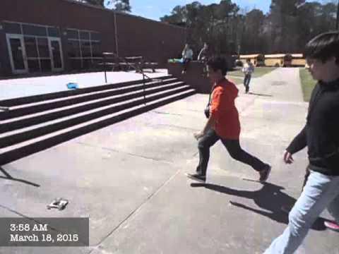 Carolina STEM Challenge Solar Car Charity Middle School