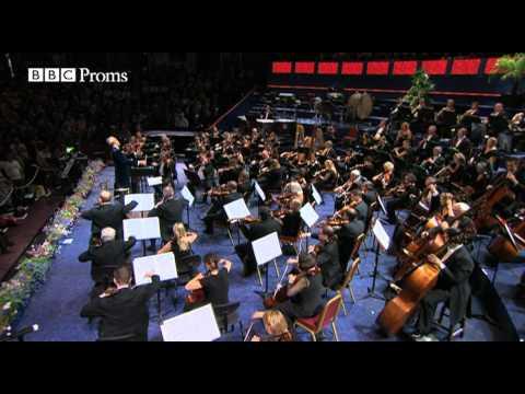BBC Proms 2010: Dvorak - Humoresque in G flat (orchestrated by Henry Wood)
