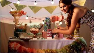 How To Create A Candy Buffet For A Wedding Or Party!