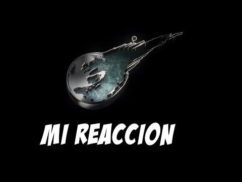 FFVII REMAKE - Mi reacción
