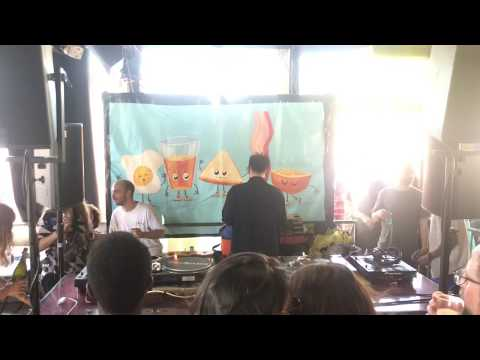 Nicolas Lutz @ Breakfast Club / Café Barge